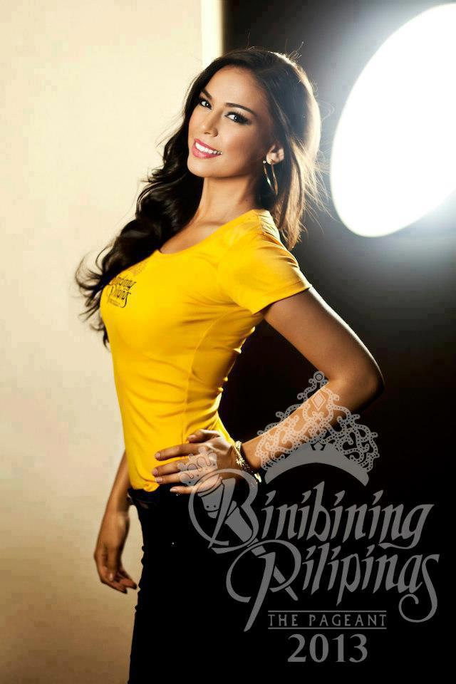 Bb. Pilipinas 2013 disqualified candidate Theresa Fenger replaced by