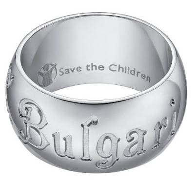 Bulgari Save The Children Jewellery