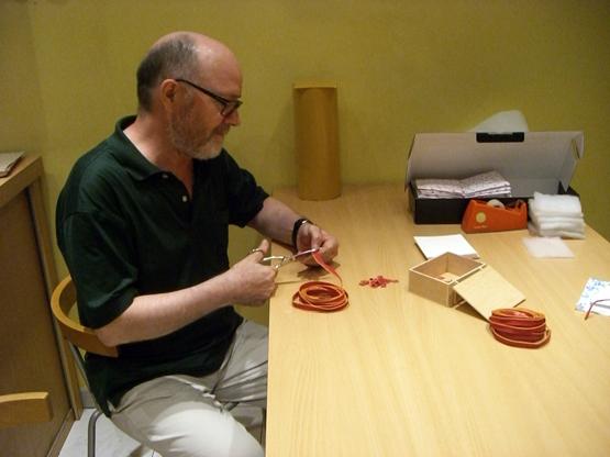 Jaime D. Parra multitasca
