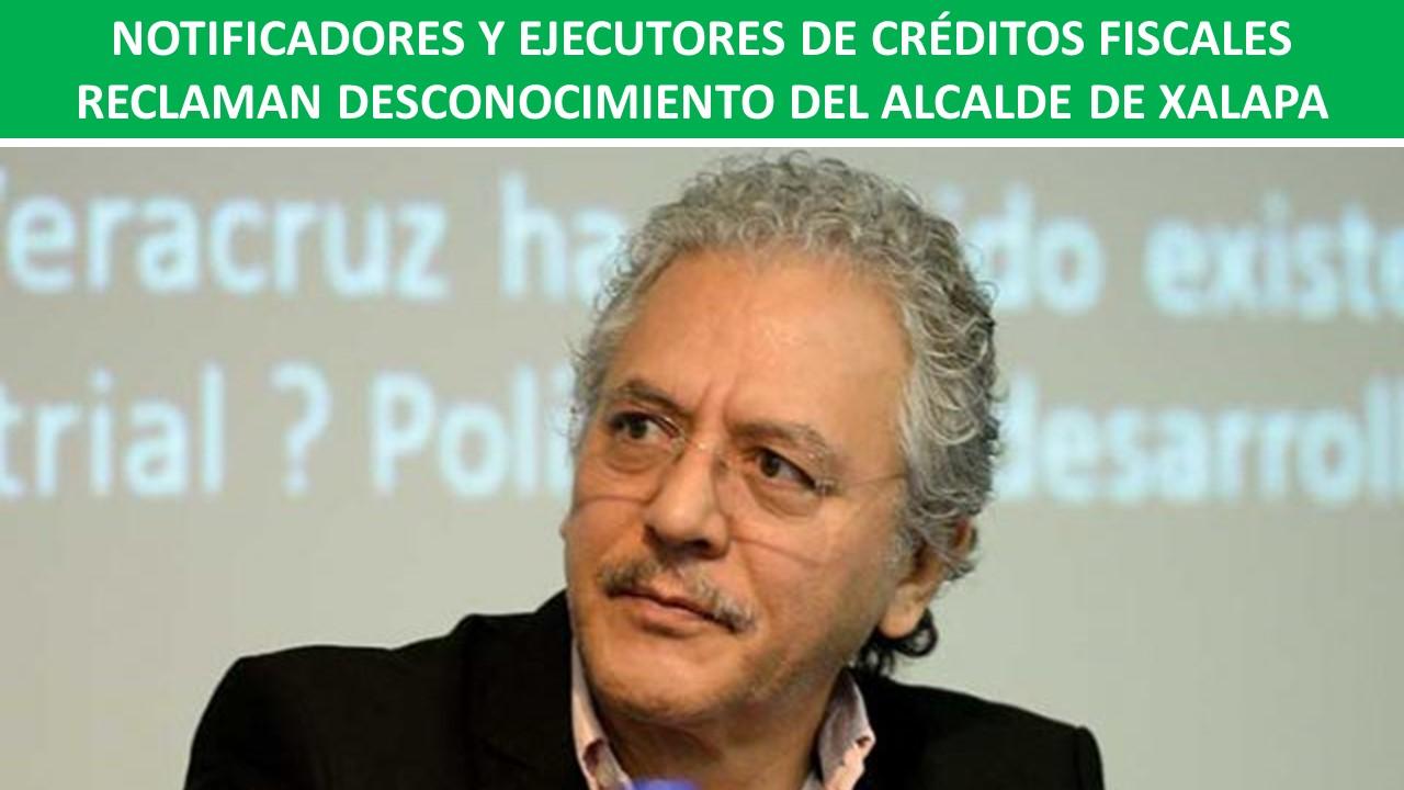 DESCONOCIMIENTO DEL ALCALDE DE XALAPA