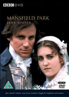 Mansfield Park 1983 BBC DVD Cover