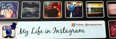 [QuachBen.com - QuachBen's Blog] Tích hợp Instagram vào Blogspot