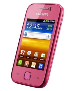 Samsung Galaxy Y (S5360) Rosado