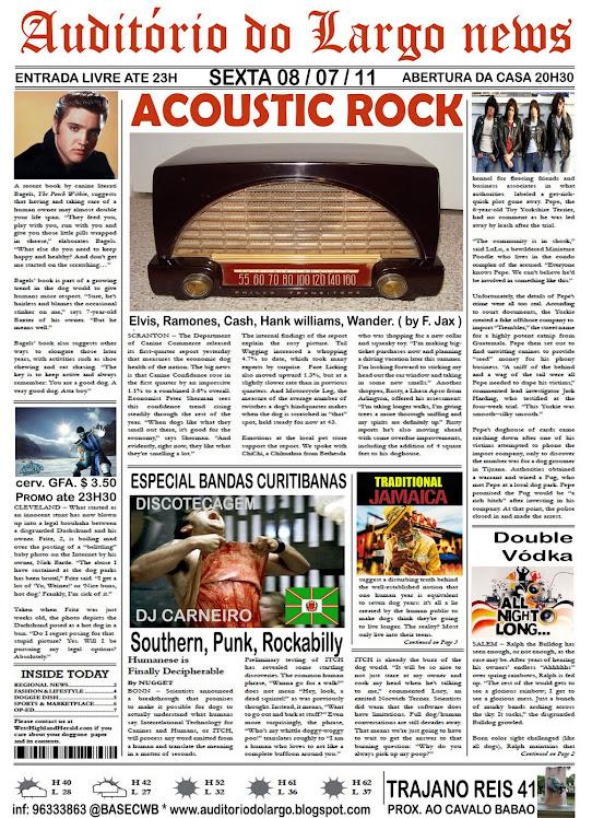 Acoustic Rock 8/07