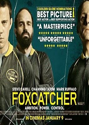 Foxcatcher: Uma História que Chocou o Mundo Legendado