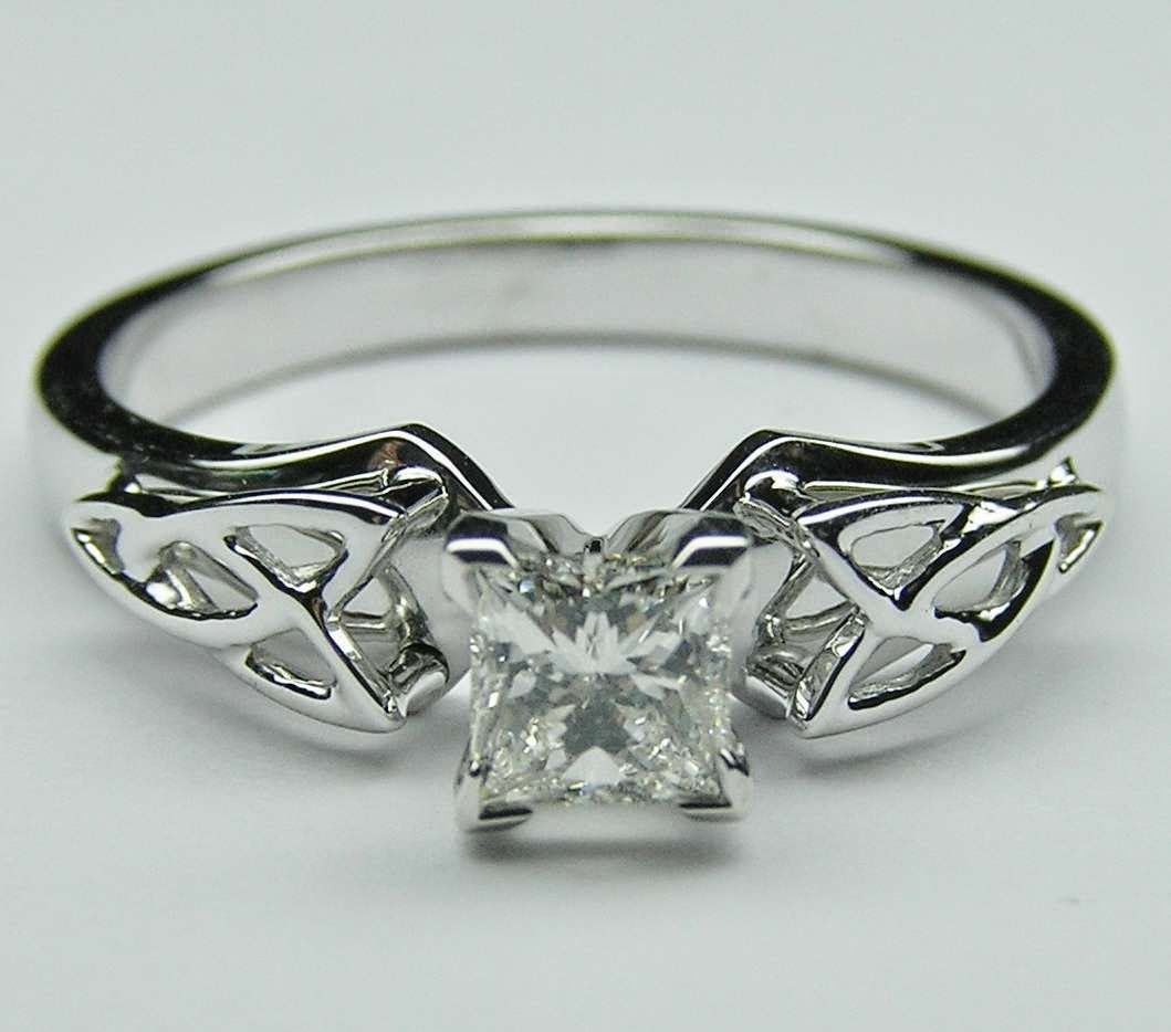 Celtic Wedding Rings For Woman
