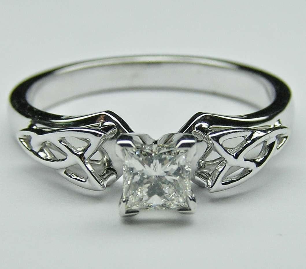 Mens Irish Wedding Rings 004 - Mens Irish Wedding Rings