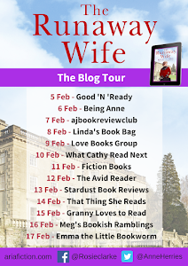 Blog Tour - The Runaway Wife