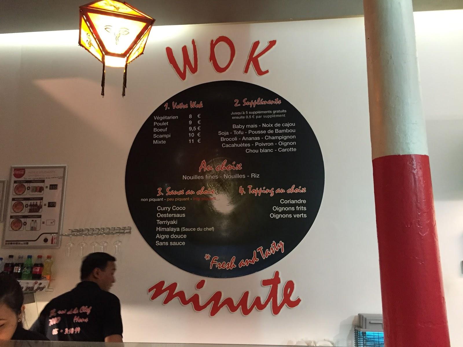 Restaurant Asiatique Wok Saint Egreve Avenue De L Ile Brune
