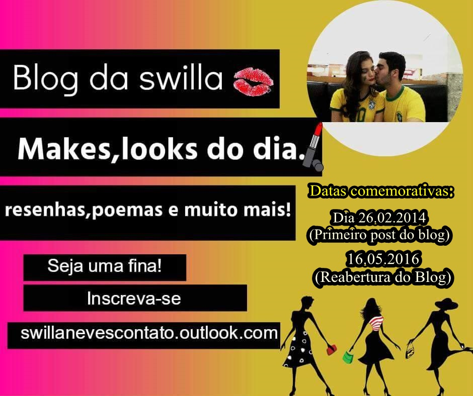 Datas comemorativas do blog
