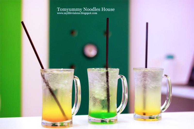 四季新天地东炎不败 Tomyummy Noodles House at All Seasons Place