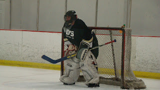 ian sands hockey goalie