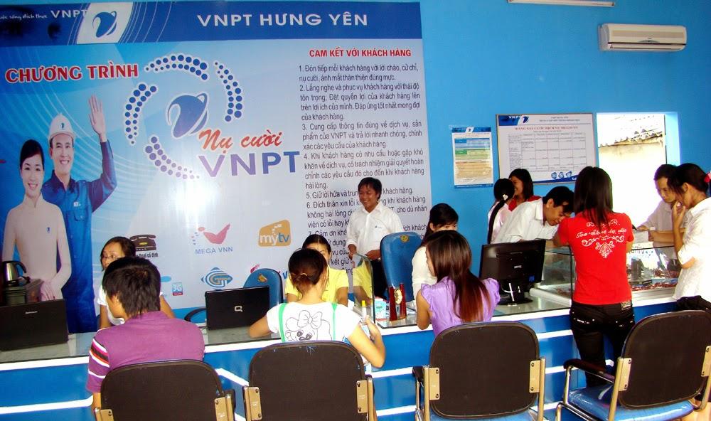 Trụ sở VNPT Quang Trung Gò Vấp