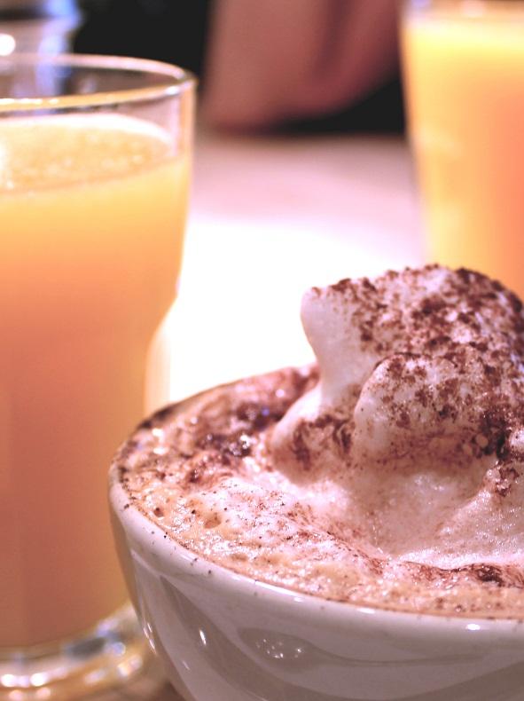 frukost i paris