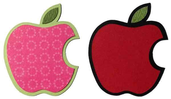 Dessin de pomme croquee - Dessin d une pomme ...