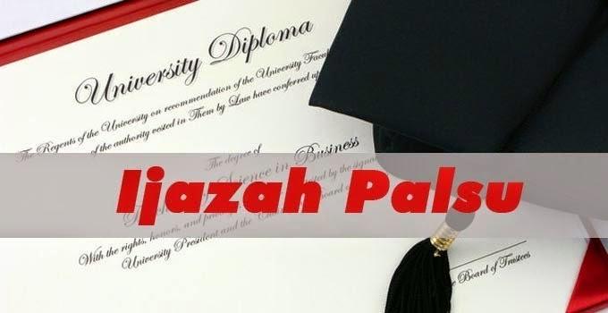 Ijazah-Palsu