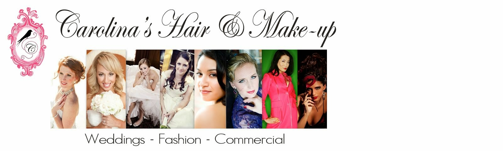 Carolinas hair and make-up/Designs