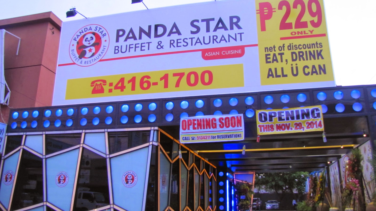 FTW! blog, Panda Star Asian Cuisine Buffet & Restaurant, Cebu Buffet, #032eatdrink, buffet, Asian Cuisine