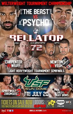 Bellator Fighting Championships 72 (2012)
