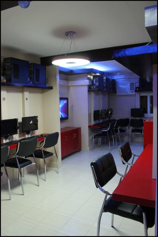 Magara Designs: Makati Computer Shop, October, 2012 Site Turnover
