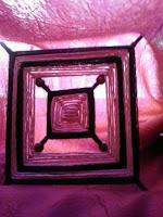Amuleto Ojo de dios Huichol