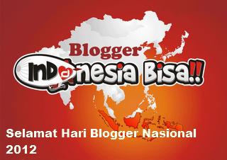 Hari Blogger Nasional 2012