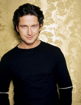 Gerard Butler Medium Hairstyles