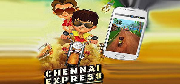Download Chennai Express Game for Android, iPhone, iPad and Java Phones