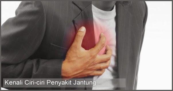 Penyebab dan gejala awal penyakit jantung - inkesehatan