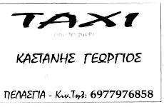Ταξί στην Πελασγία