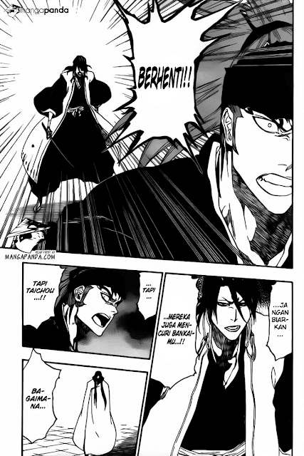 Baca Komik Bleach 497 Bahasa Indonesia