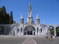 Santuario de Lourdes, França