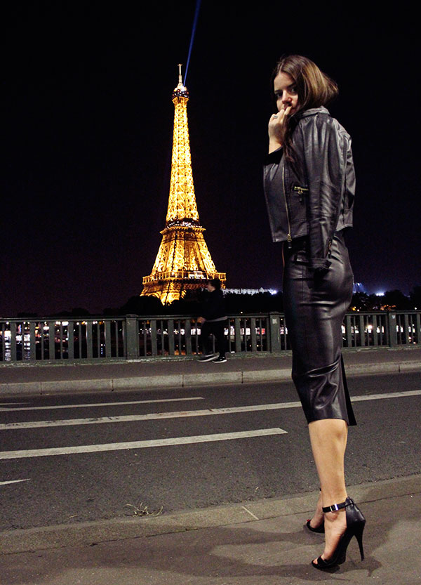 Fashion Street Style England Jade Rose Blog Midnight In Paris