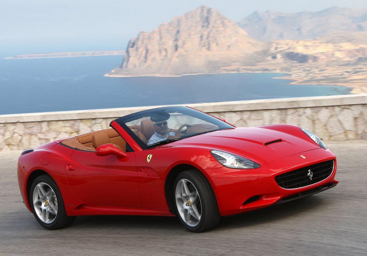 Todo Coches Ferrari California 30