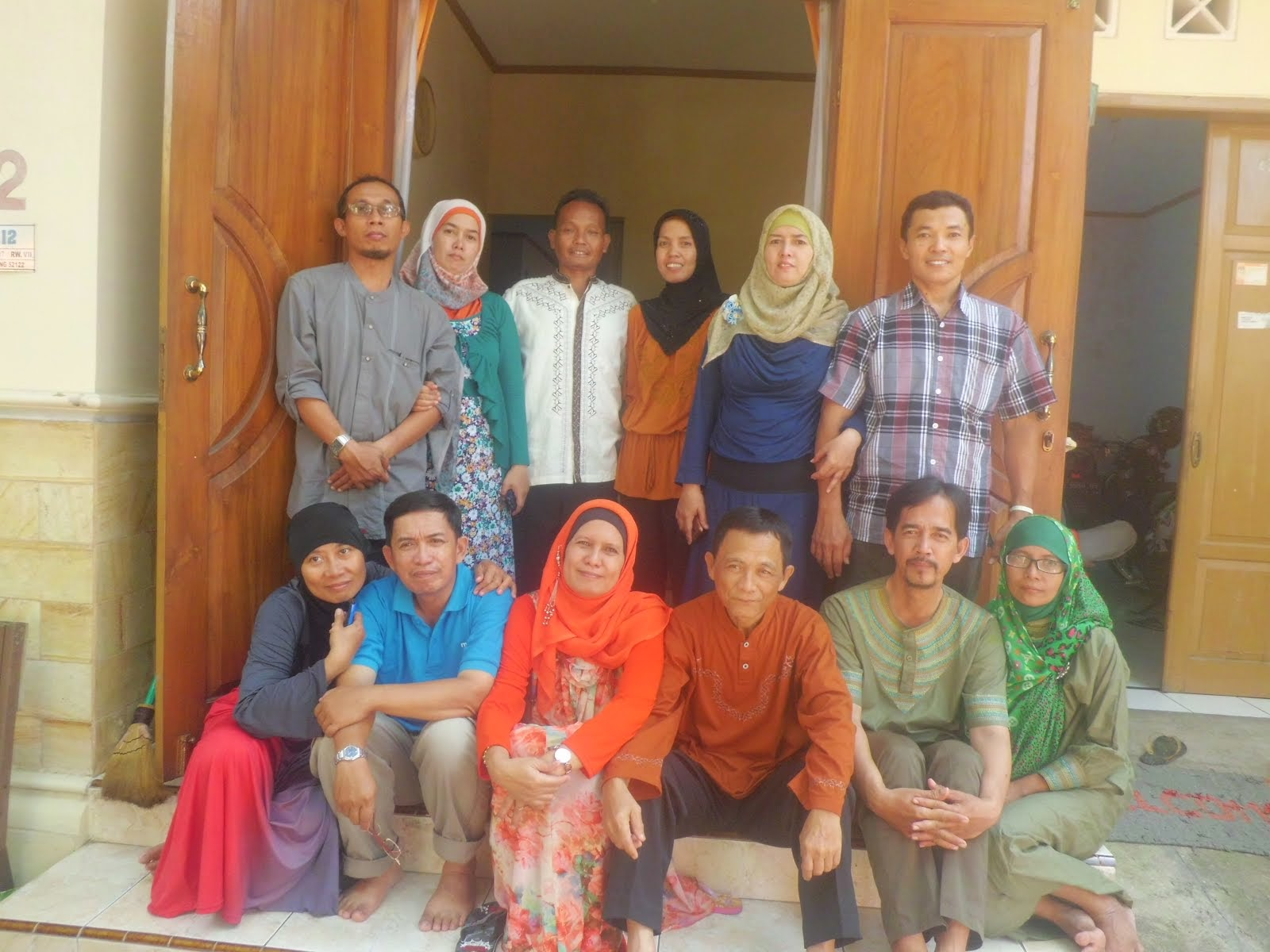 Keluarga Bapak Nasam