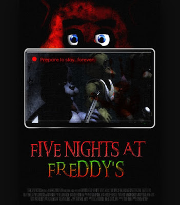 Five Nights at Freddy's Logo