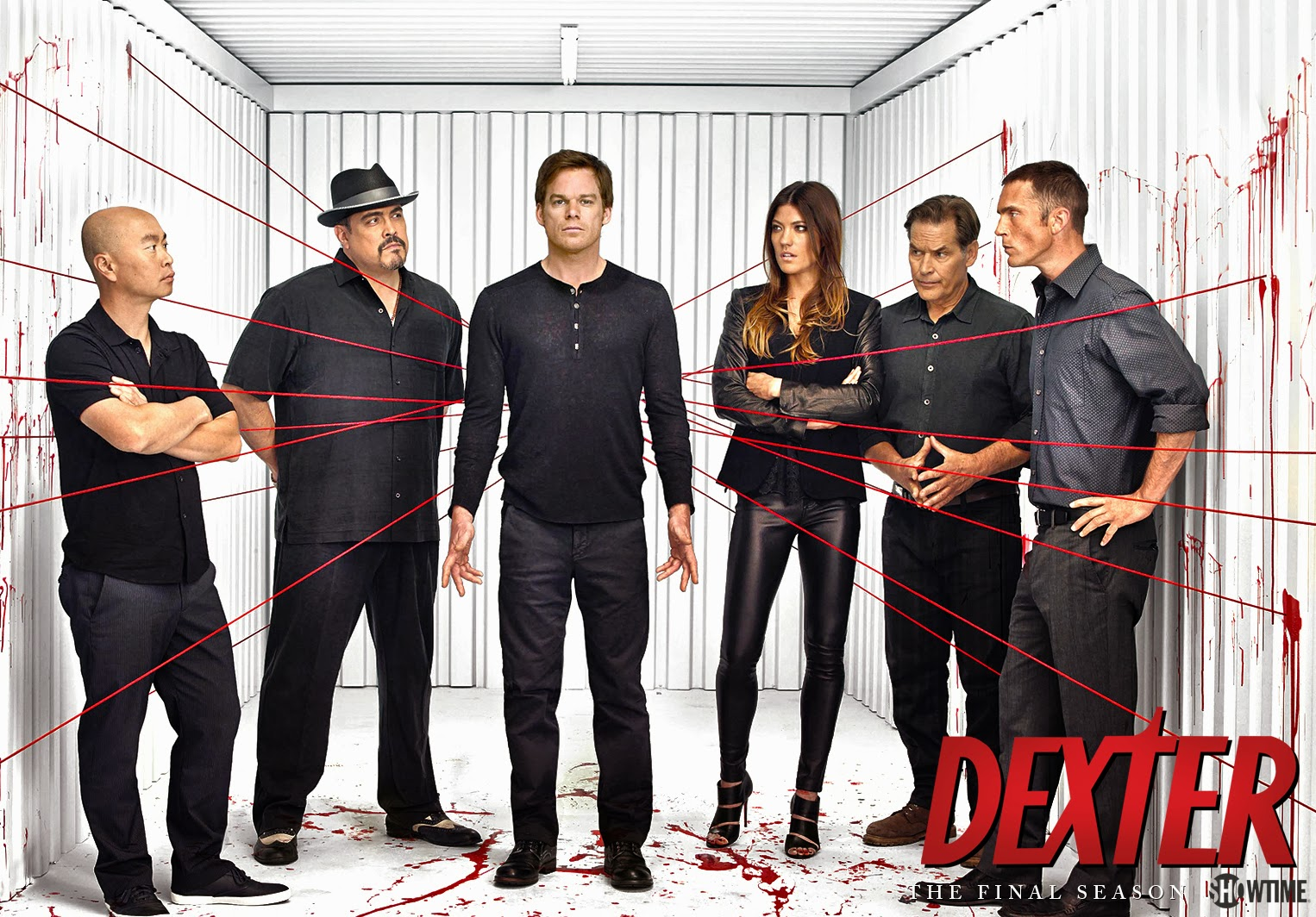 WATCH Dexter : Inside the Kill Room