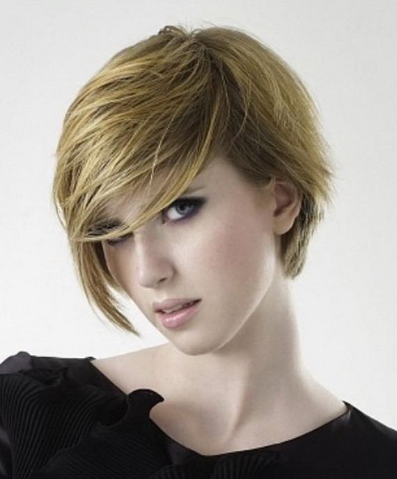 short hairstyles cool layered 2012 trends very short hairstyles cool