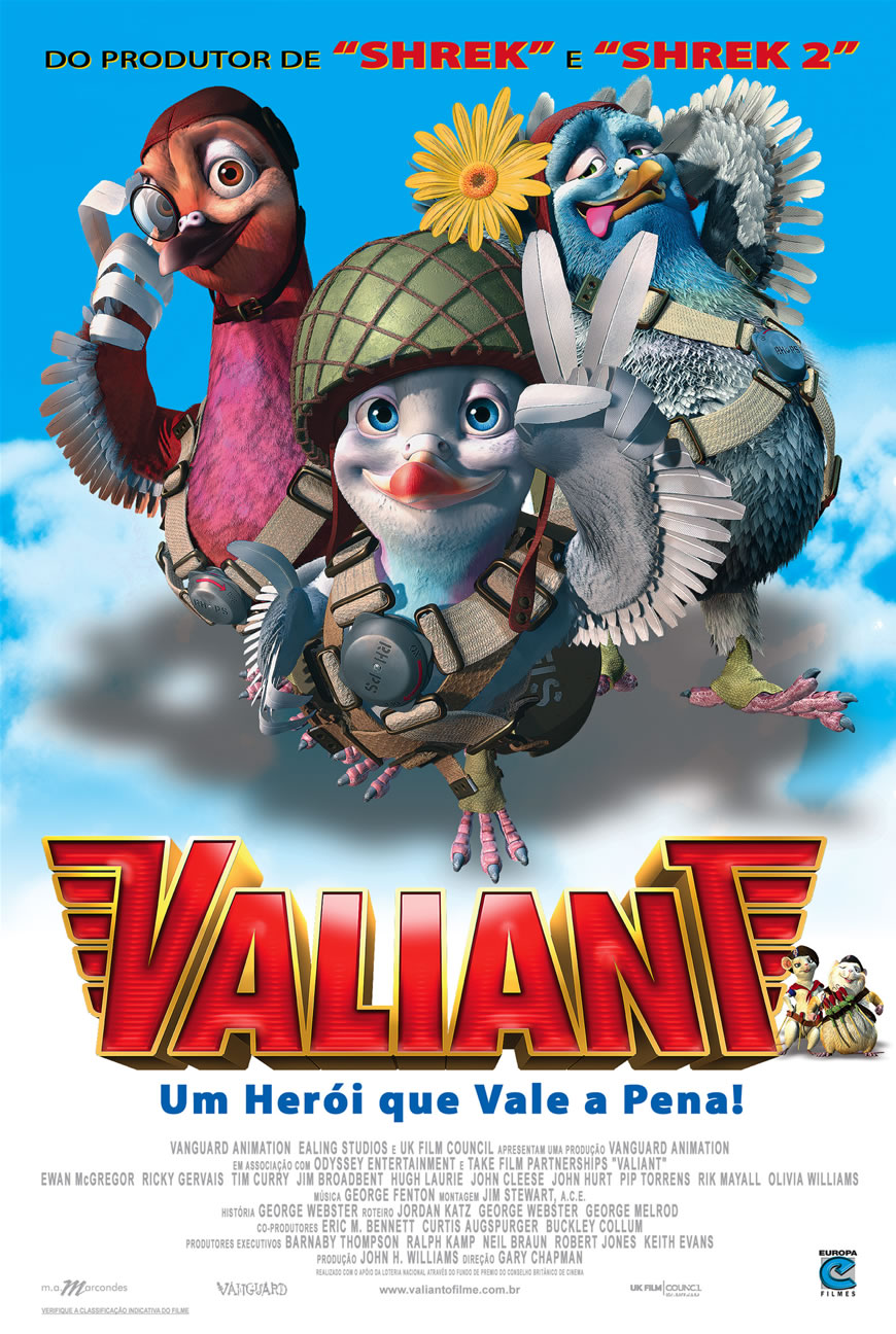 Valiant – Full HD 1080p