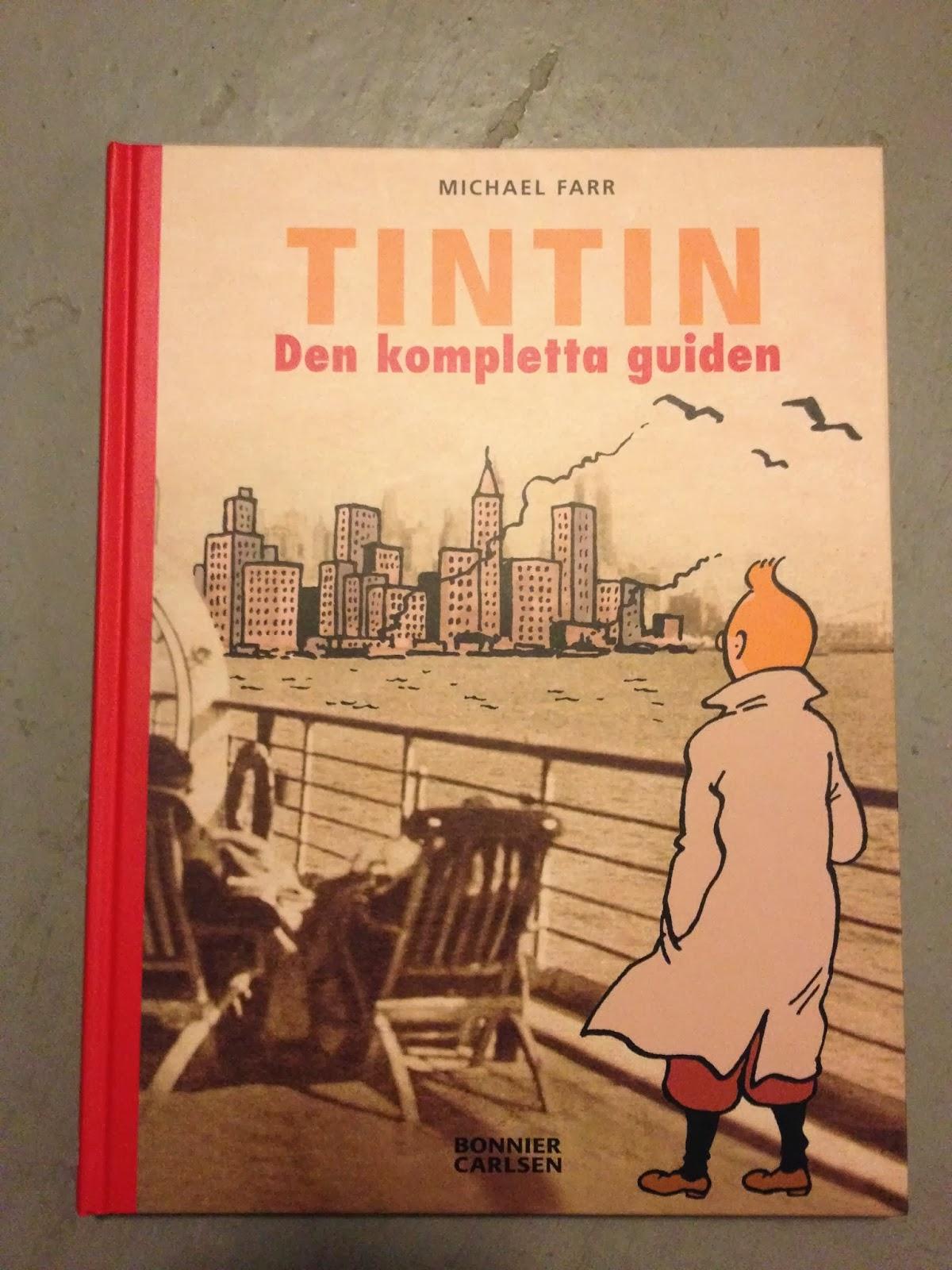 Guldkant Pa Livet Tintin