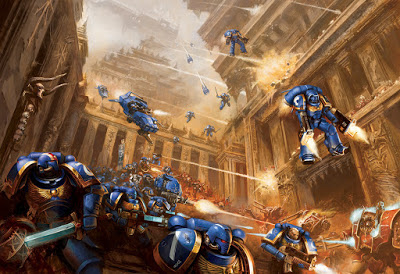 Rumors of A Named Primaris Chapter Coming........