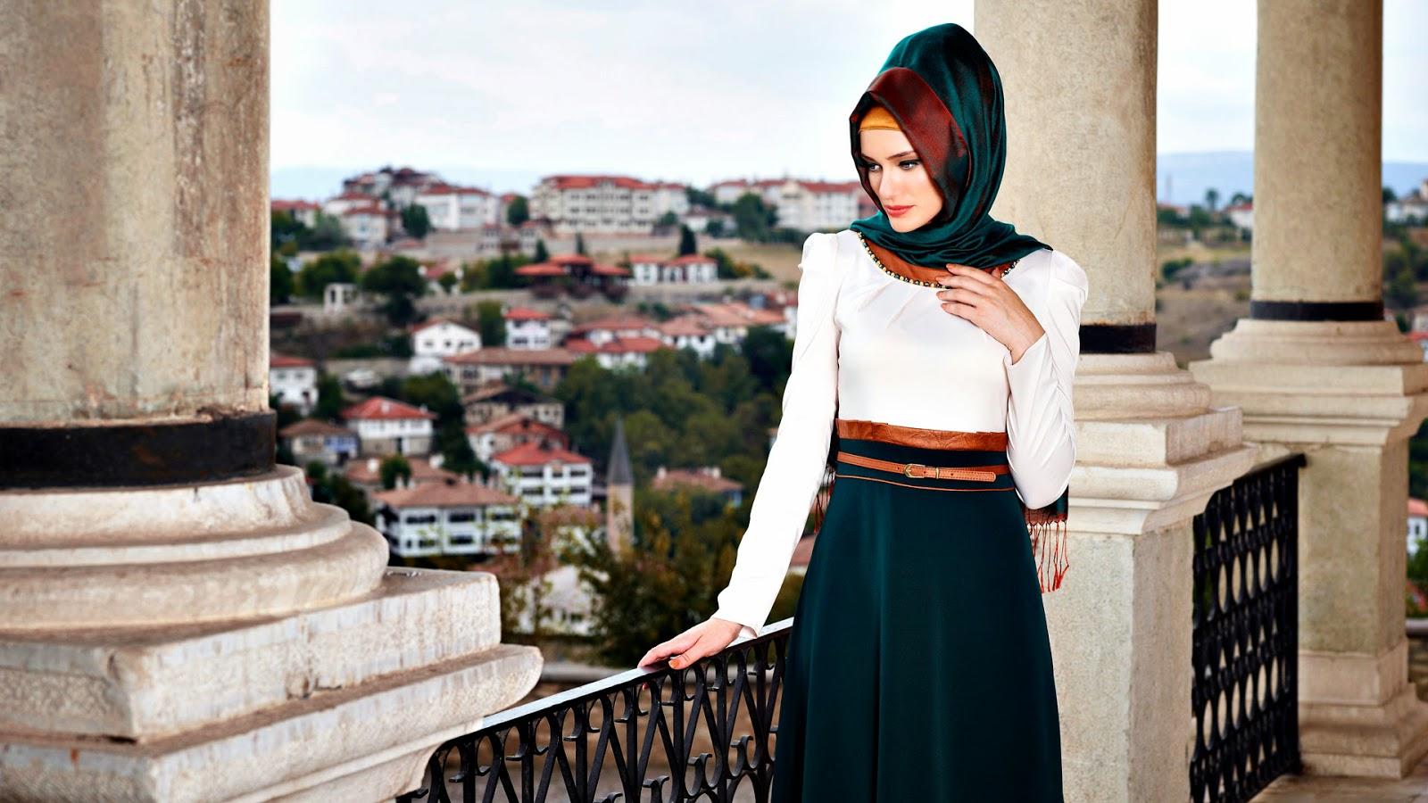 Hijab turque moderne 2013