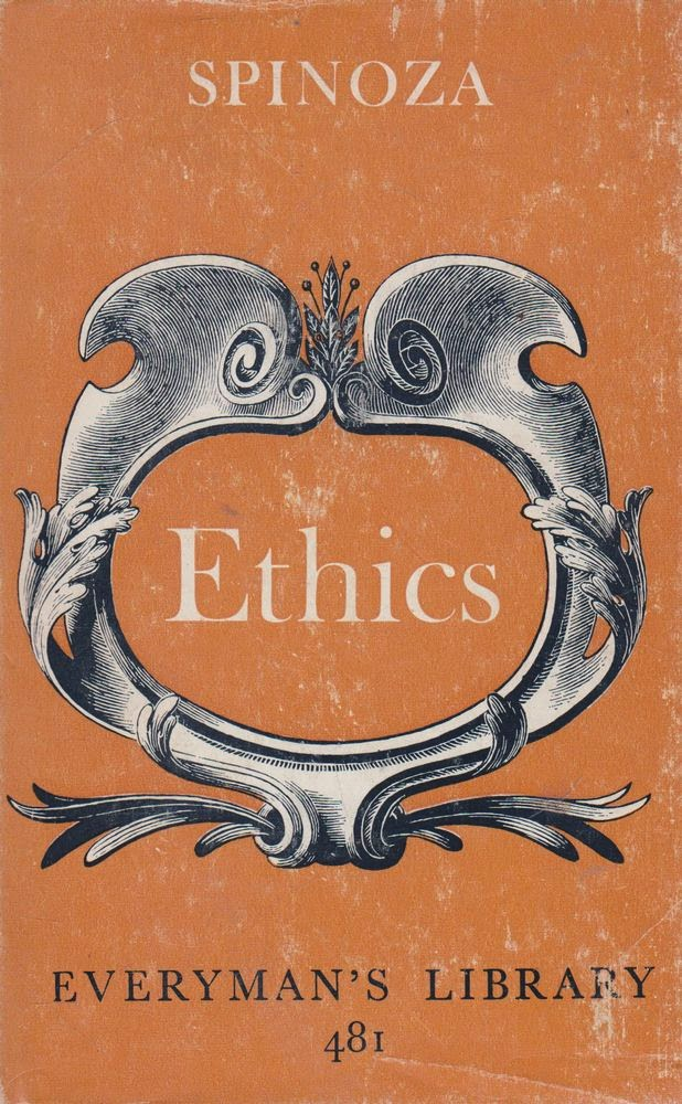 notes on spinoza s ethics Introduction teleology is a highly contested topic in spinoza scholarship spinoza's discussion of teleology, which comes in appendix 1 of the ethics ethics, and i conclude it does not (note that premise one is a crucial premise for both the claim that bennett's argument is false and the claim that spinoza is.