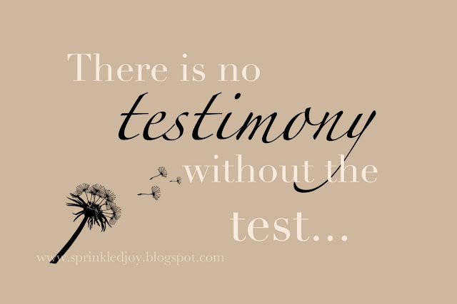 How to Write a Letter of Testimony