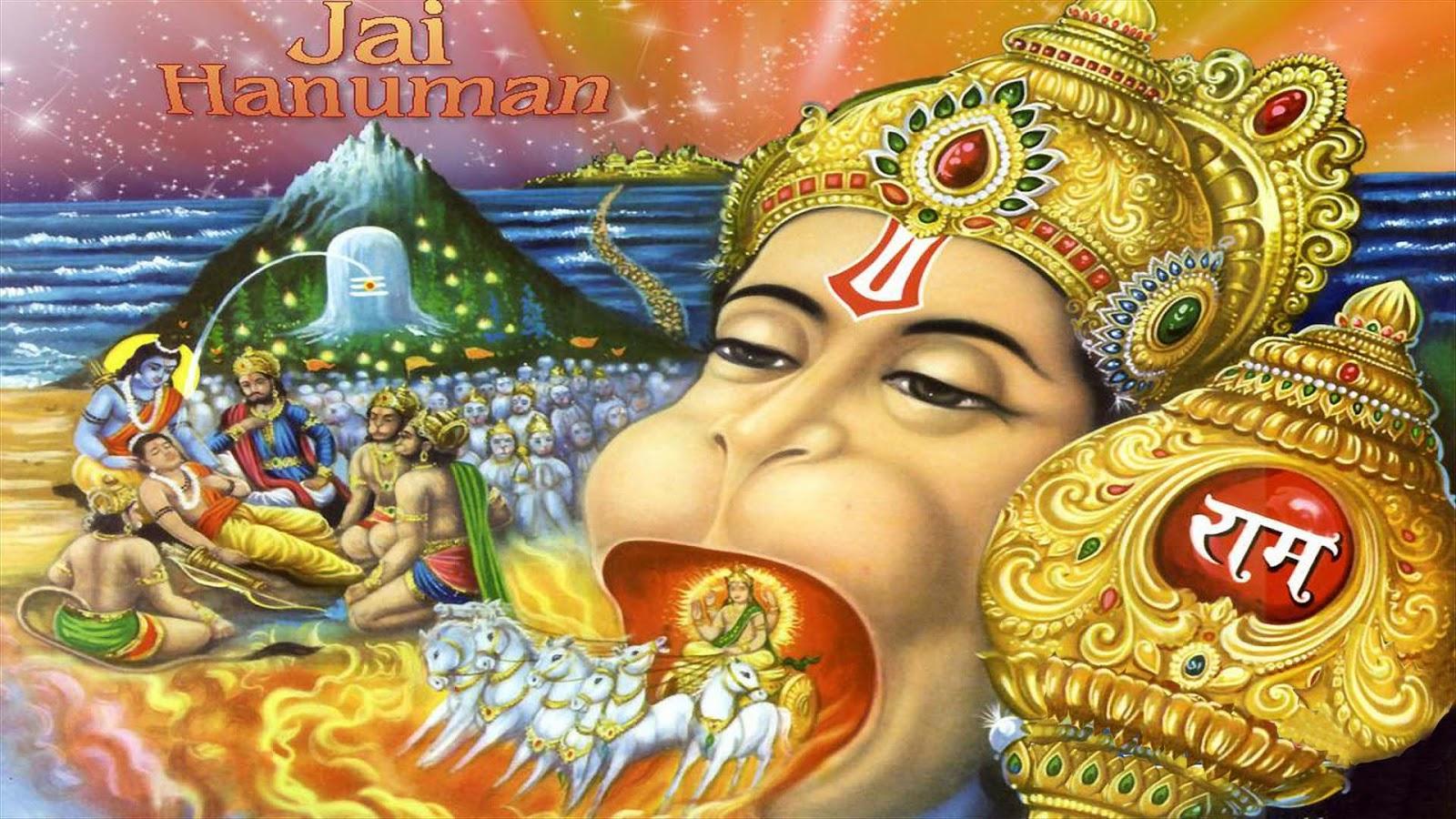 Wallpaper Hd New Hd Images Of Hanumanji Free Download