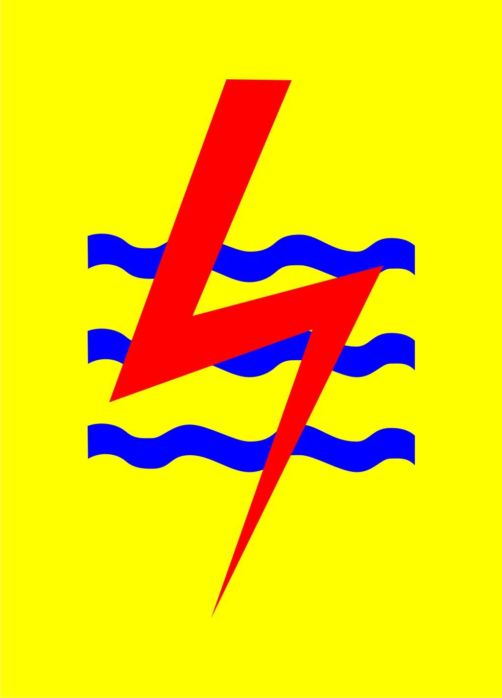 Belajar CorelDraw: Cara Membuat Logo PLN dengan CorelDrawX7 for Logo Teknik Listrik  34eri