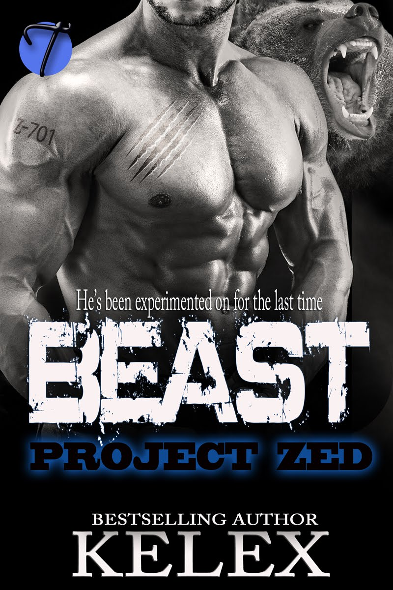 OUT NOW - Beast (A Bear Mountain Story)