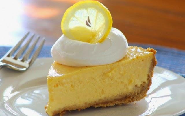Лимонный пай рецепт с фото