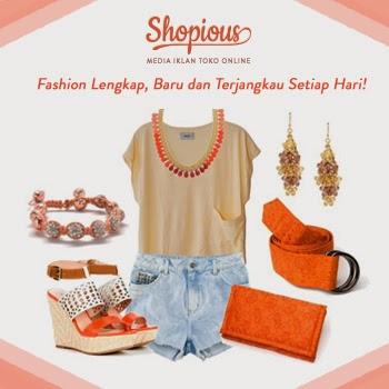 Mau Belanja Puas? Yuk Shopping di Shopious.com