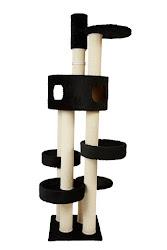 Klösmöbel - klösträd - klätterställning - KisseKatt Webshop